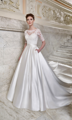 Ellis Bridals' Belgravia Collection