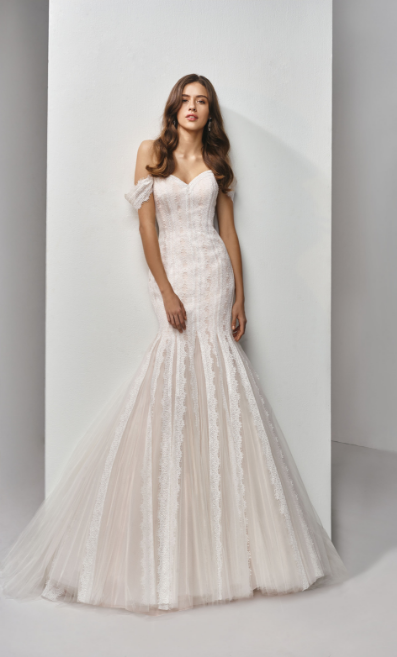Gown from Beautiful by Enzoani
