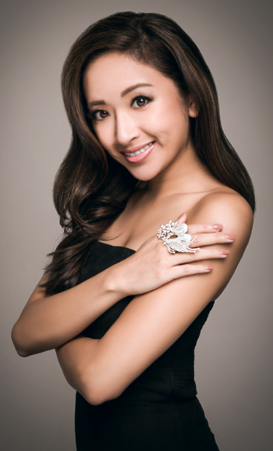 Award-winning jewellery designer Sarah Zhaung