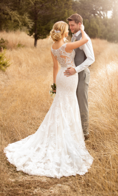 Wedding dress of the year 2018 by Essense of Australia
