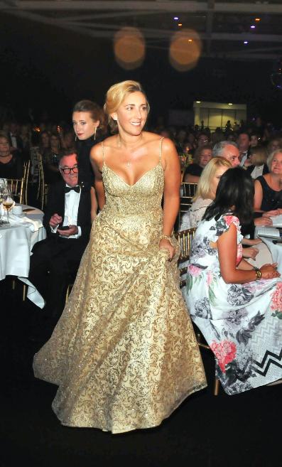 Winner of Bridalwear Retailer of the Year England Abi Neill