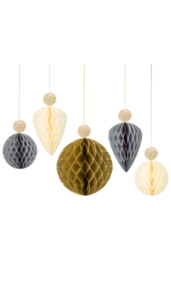Decadent Decs Bauble Honeycombs