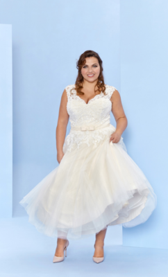 Rosa Couture Curve collection - Samantha