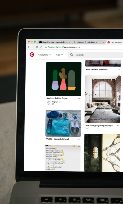 How to use Pinterest for your bridal business