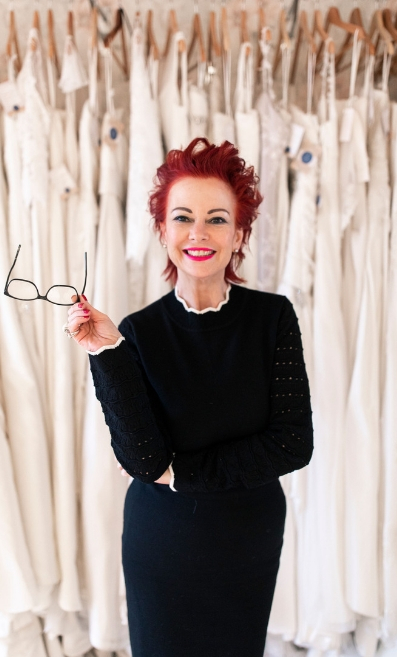 Terry Fox, Creative Director of The Academy of Couture Sewing and Creative Textiles