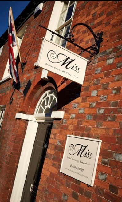 Miss Bridal Gowns of Hungerford