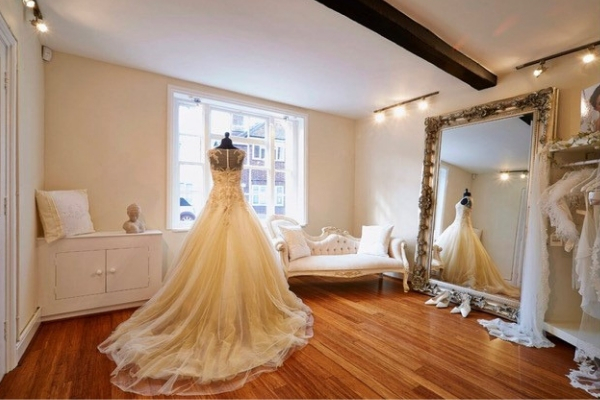 My Diary: Joann Davis, Owner of Miss Bridal Gowns of Hungerford