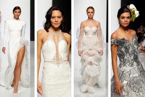 London Bridal Fashion Week & White Gallery Fashion Show Trends