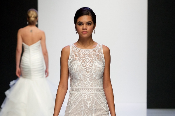 Highlights From the Allure Bridals Private Fashion Show at LBFW