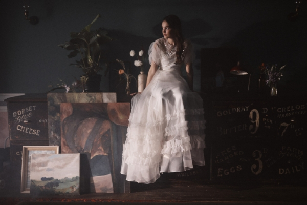 Sneak Preview of Halfpenny London's New Collection