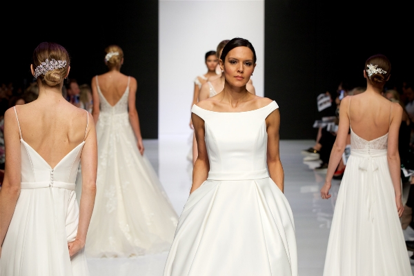 Justin Alexander Private Fashion Show: Highlights