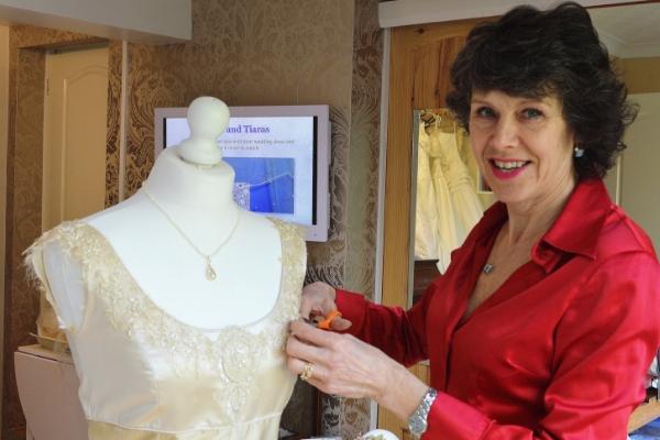 Bridal Buyer Spotlight: Lesley Cutler