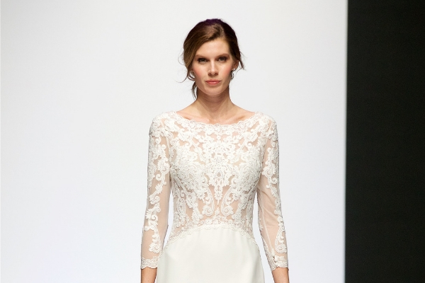 Modeca, Randy Fenoli Bridal and Herve Paris Fashion Show Highlights at LBFW