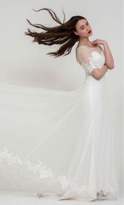 Introducing Brand New Bridal Label, Freda Bennet