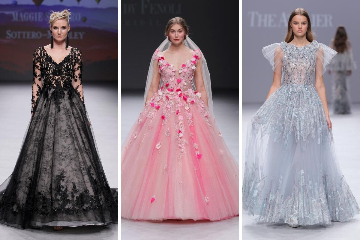 Barcelona Bridal Fashion Week: Fashion Show Trends