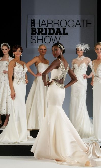 Image From The Harrogate Bridal Show 2014