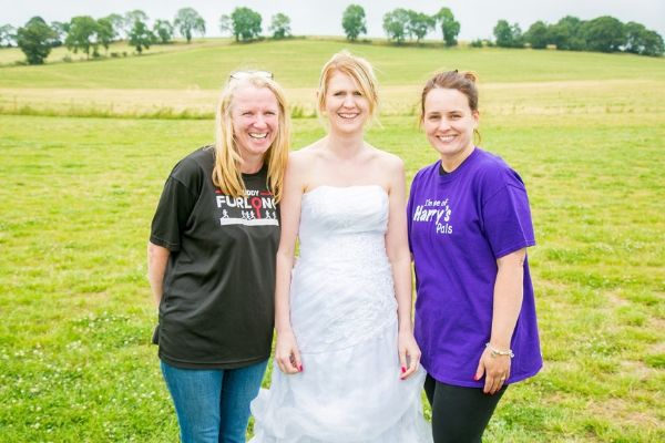Anna Wood Bridal Supports Helping Harry Trust