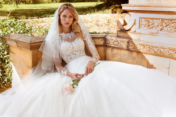 First Look at Ellis Bridals 2020 Collection