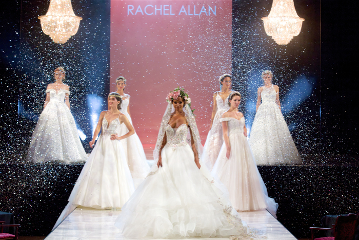 The Harrogate Bridal Show 2019: Fashion Show Trends