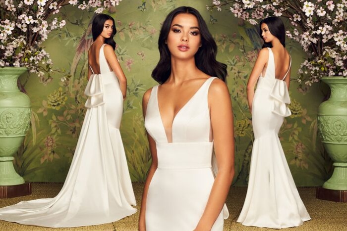 Exclusive Preview of the Paloma Blanca Spring 2020 Collection