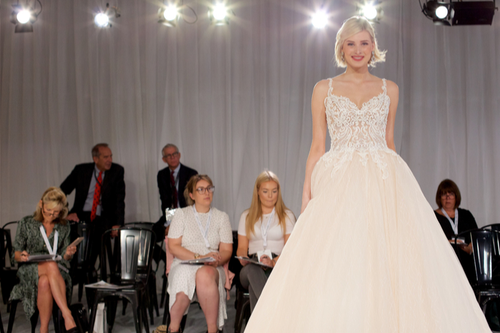 Watch: Highlights From The Harrogate Bridal Show 2019