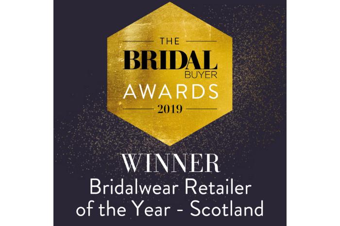 Bridalwear Retailer of the Year Scotland: Olivia Cameron Bridal
