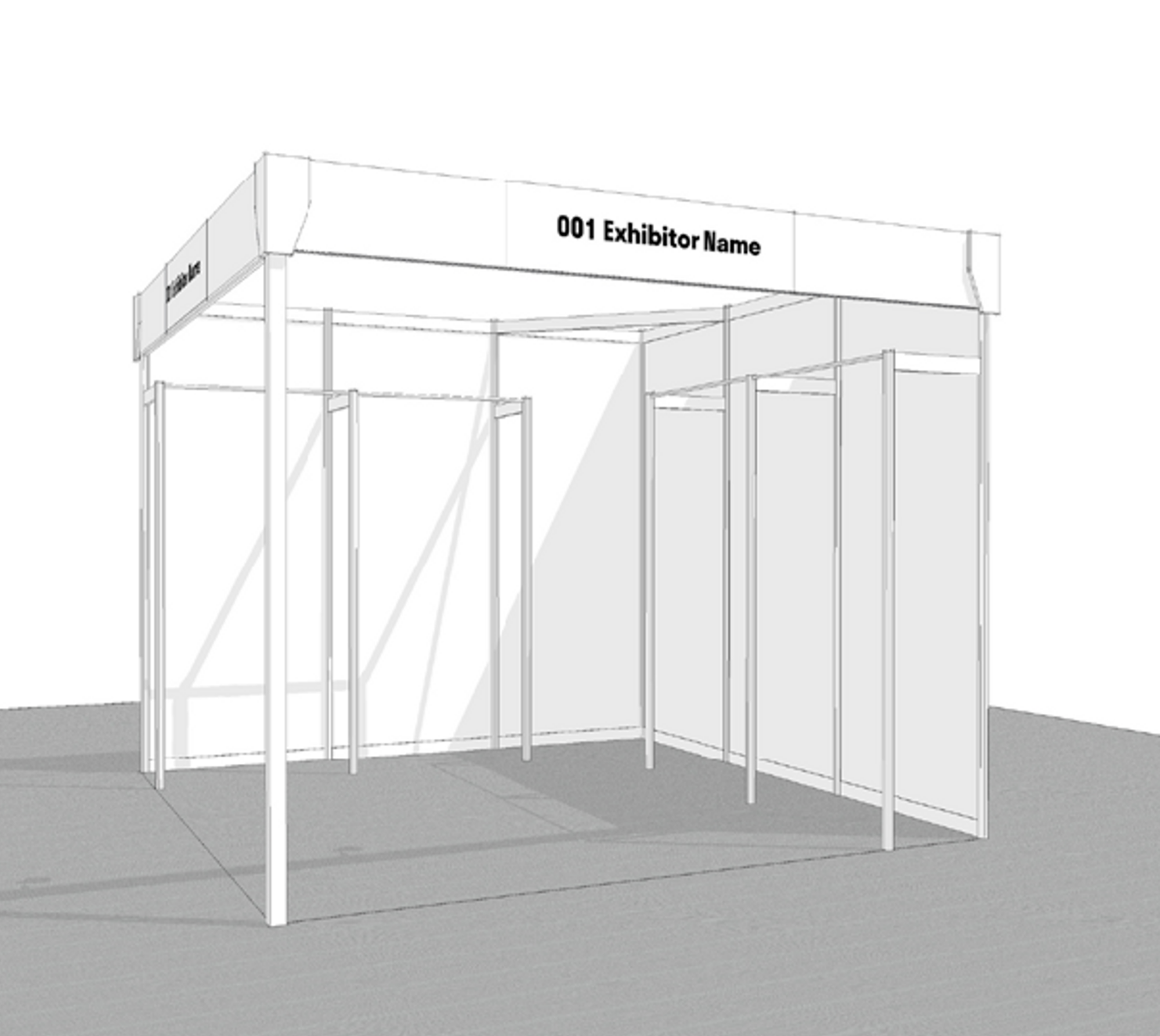 LBFW stand image