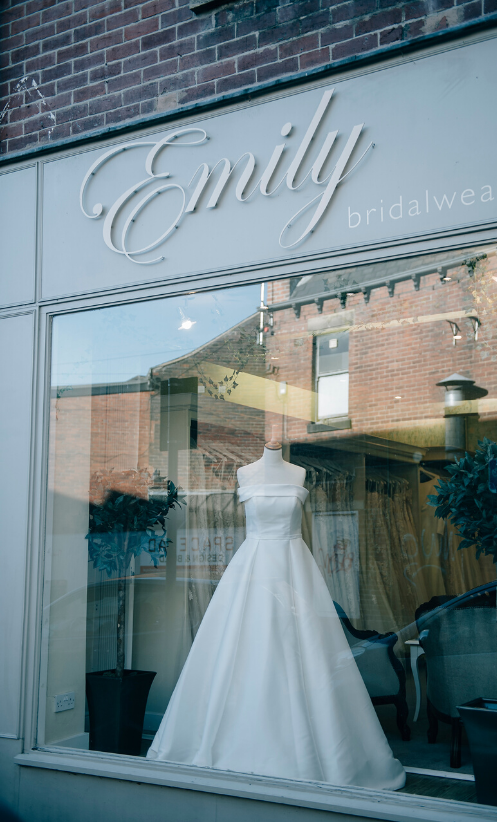 Emily Bridalwear, Sheffield