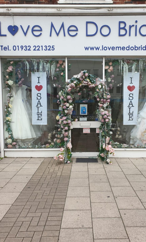 Love Me Do Brides, Walton-on-Thames, Surrey