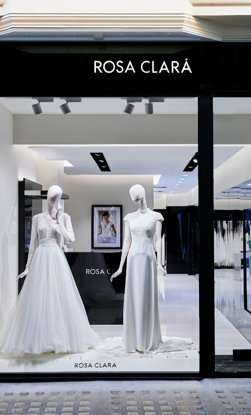Rosa Clará Drives International Expansion by Opening a Boutique in London