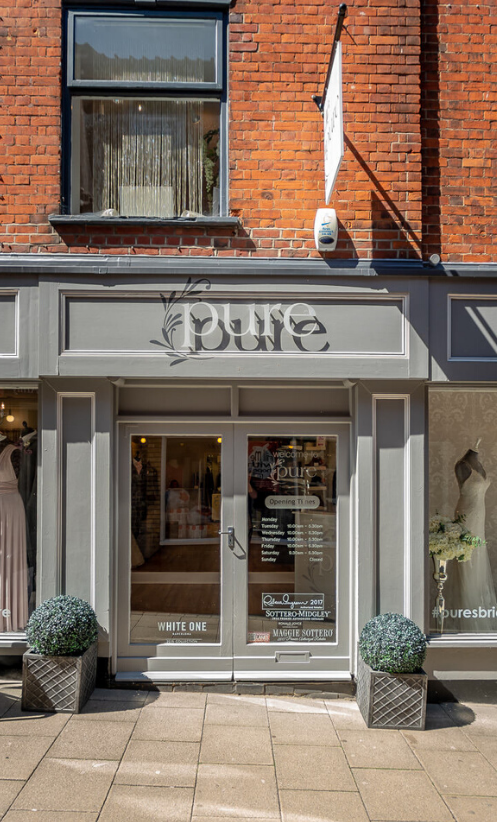 Pure Brides, Norwich, Norfolk