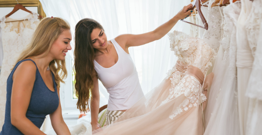 Brides and Discounts: What Should You Do?