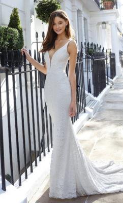 Justin Alexander to Debut New Label at London Bridal Fashion Week