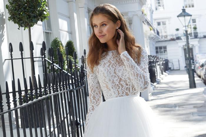 Justin Alexander to Debut New Label at London Bridal Fashion Week