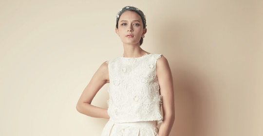 White Gallery Spotlight: Peony Rice Bridal