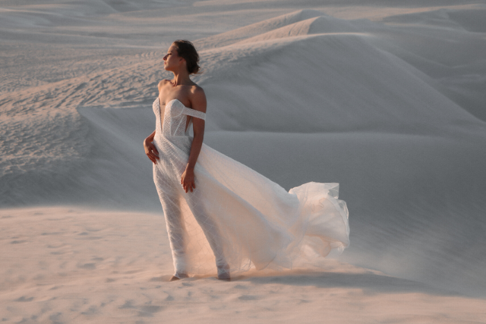 Five Quickfire Questions With Cizzy Bridal