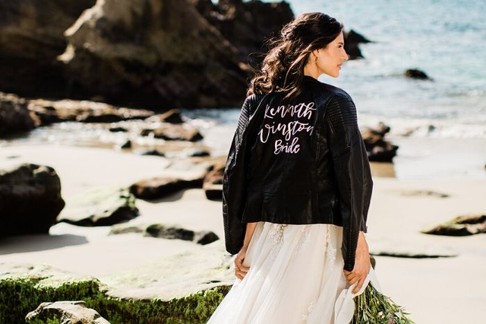 Trend Watch: Custom Bridal Jackets