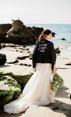 Trend Watch: Custom Bridal Jackets