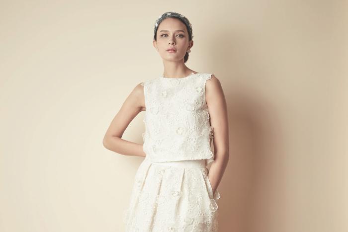 White Gallery Spotlight: Peony Rice Bridal
