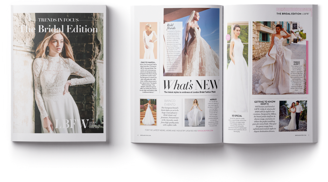 Click here to read The Bridal Edition
