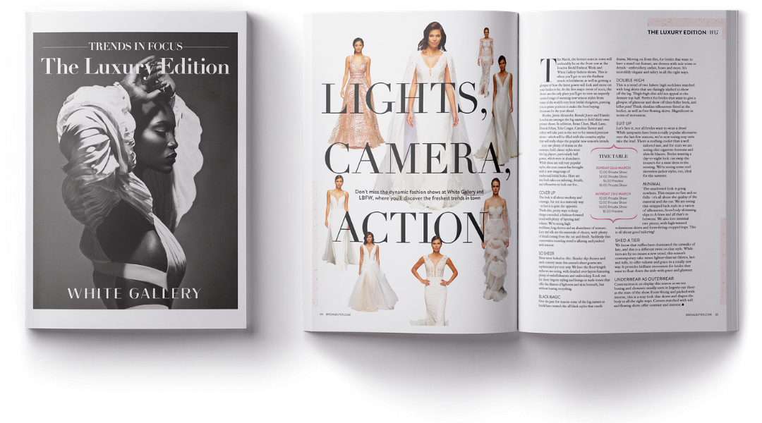 Click here to read The Luxury Edition