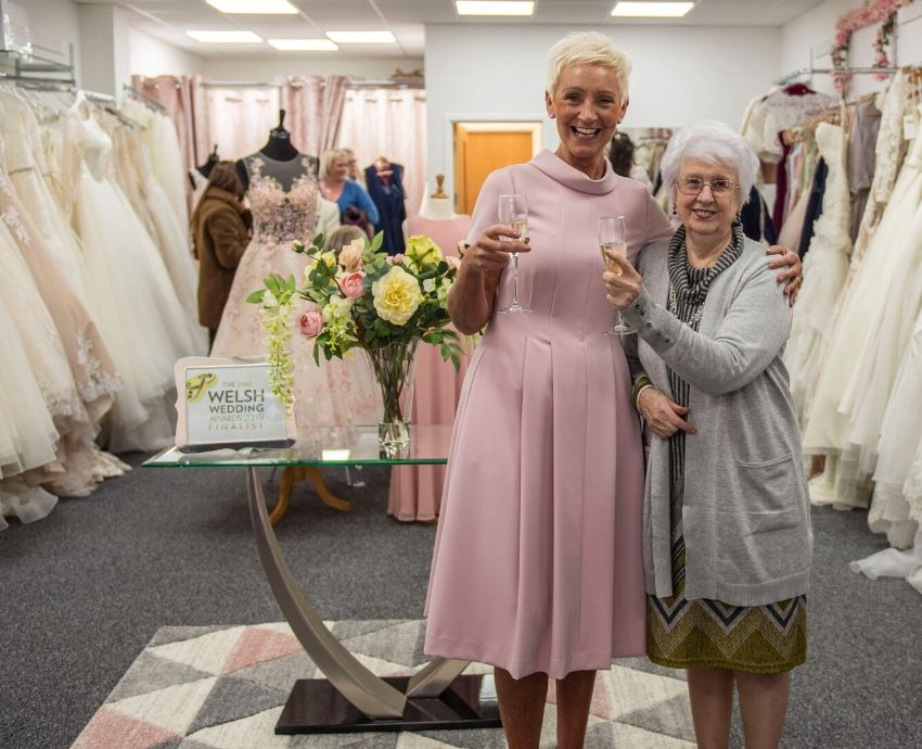 Open for Business: Chic and Elegant in Swansea