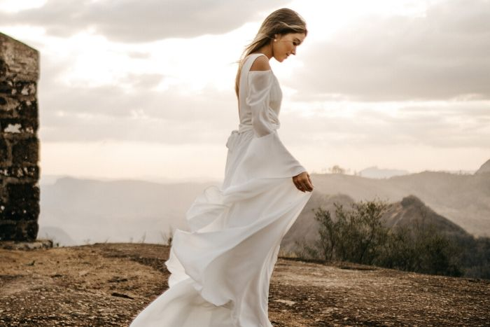 The History of the White Wedding Dress