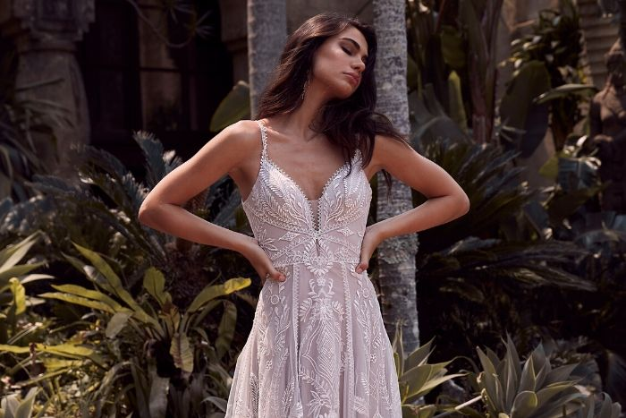 Exclusive First Look at Madi Lane's Sister Brand, Evie Young Bridal