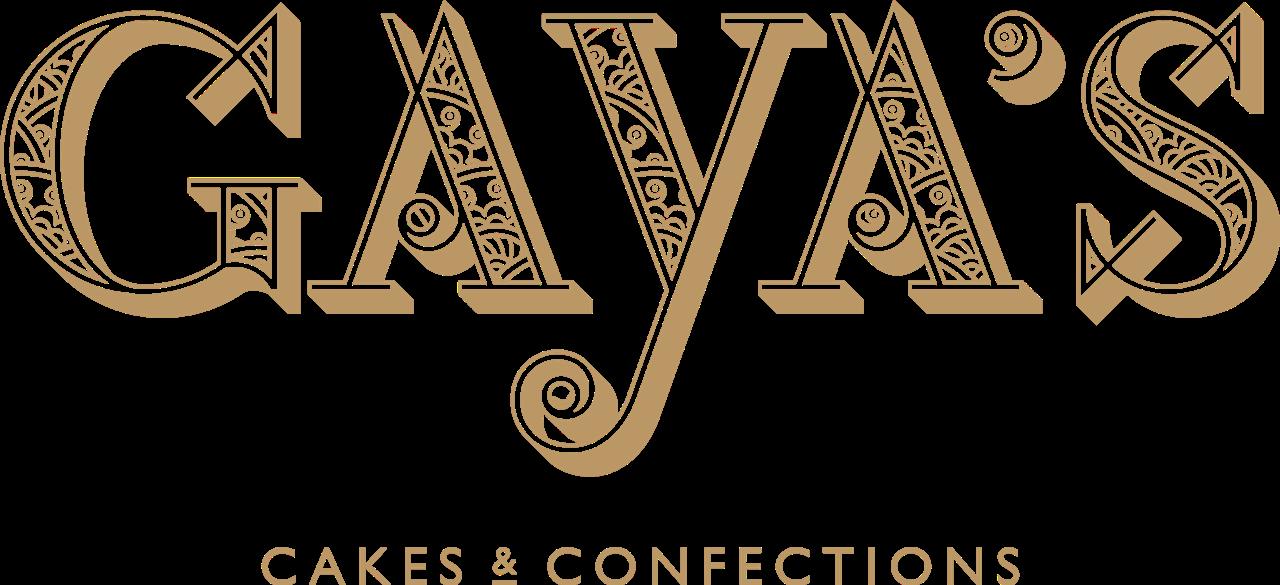 Gaya cakes logo