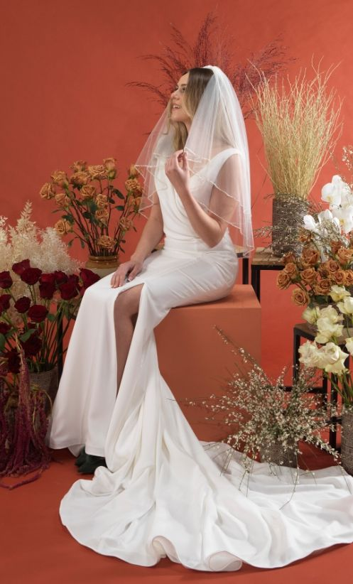 Introducing Linzi Jay's 2020 Bridal Veil Collection