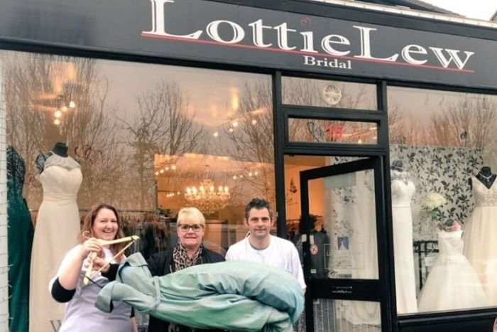Lottie Lew Bridal Donates Almost £10,000 Worth of Dresses to Charity