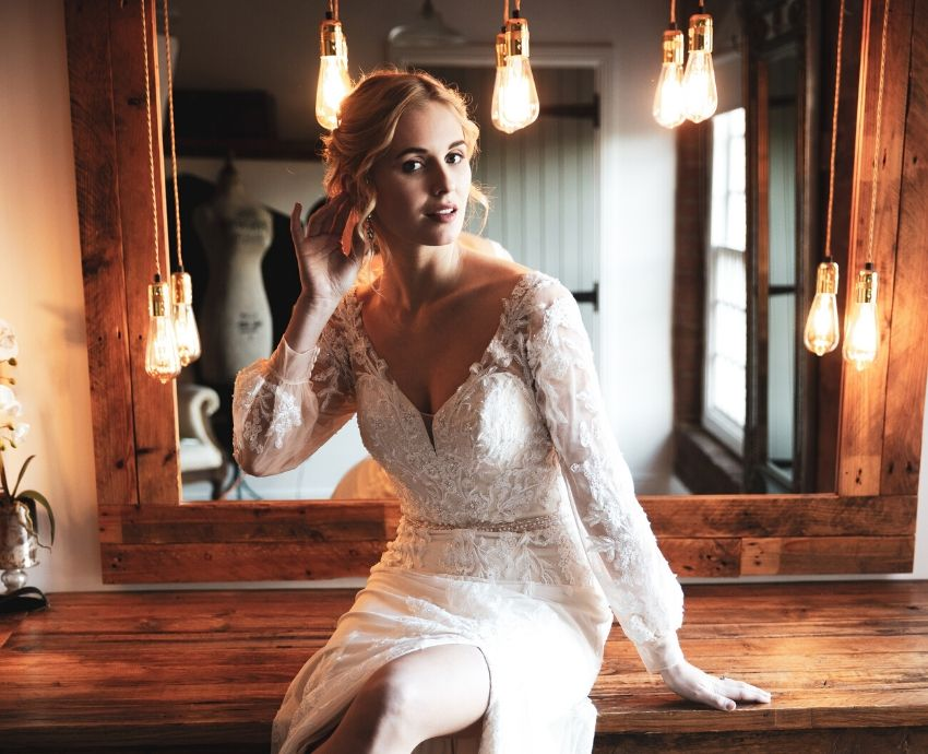 Exclusive Look at True Bride's Autumn/Winter 2020 Collections