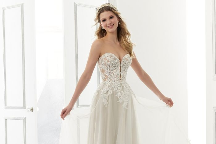 New Morilee collection - Modern Romance