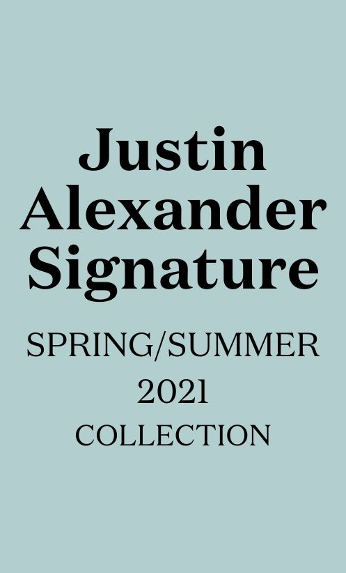 Justin Alexander Signature S/S 2021